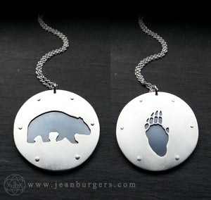 Wildlife Fundraiser Pendants
