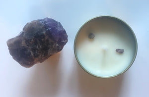 8 Ounce Peace Candle