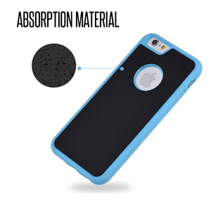 Anti-shock - Anti-gravity Nano-Suction Surface Area Case For iPhone 6 / 7