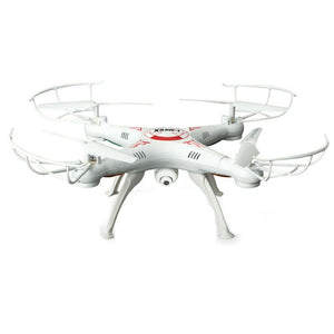 X5SW-1  6-Axis 2.4Ghz 4CH Gyro Return RC FPV WiFi HD Camera Quadcopter