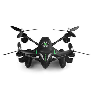 Q353 2.4G 6-Axis 4CH Triphibian Air-Ground-Water RC Mini Quadcopter