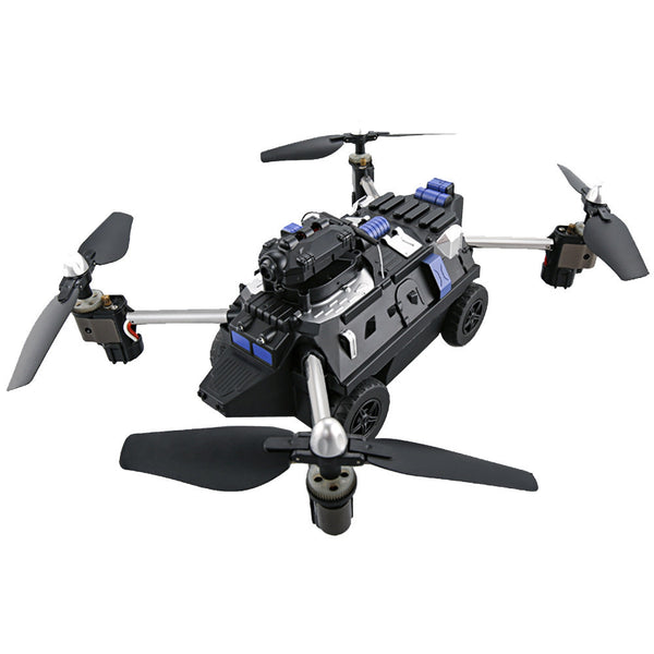 JJRIC H40WH 2.4G 4CH 6 Axis Wifi RC Quadcopter/Tank 720P HD Camera