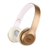 P47 Wireless Bluetooth 4.1+EDR Foldable Stereo Headphone Integrated Mic + USB Port