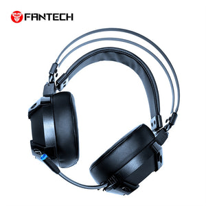 FanTech HG11 Gamers Stereo Headphones Virtual 7.1 Channel High precision Surround Sound