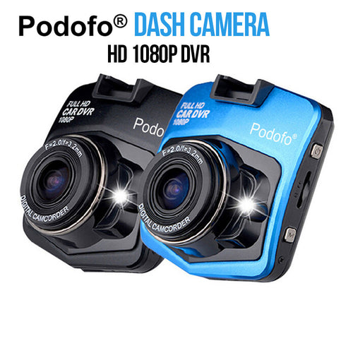 Podolo A1 Mini Dash Cam 1080P DVR Recorder