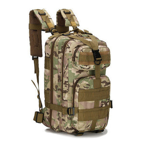 Military Heavy Duty Tactical Backpack