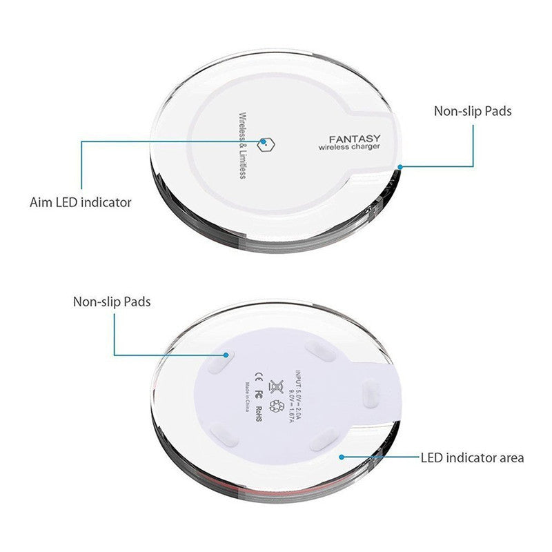 5w qi wireless charger for iphones and samsung phones urban gear tech rh urbangeartech com