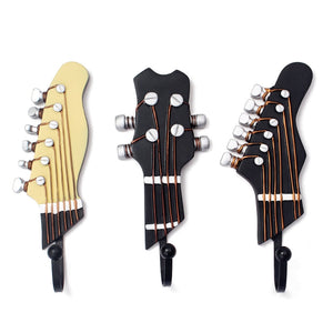 Rocker's Guitar Headstock Hanger Hook Wall Mount