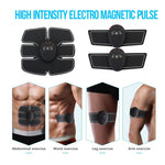 ABS And Muscles Electromagnetic Pulse Stimulator