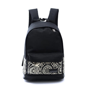 Xiniu Casual School Backpack