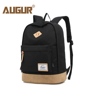 AUGUR Fashionable Unisex School Backpack