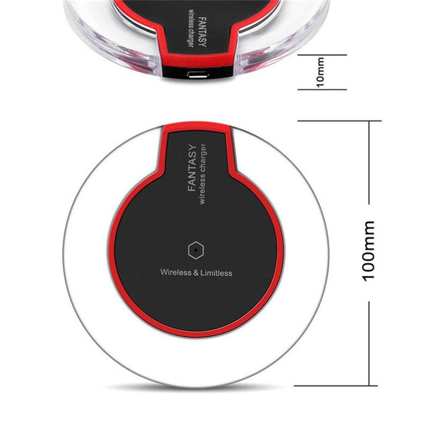 5W Qi Wireless Charger For iPhones And Samsung phones