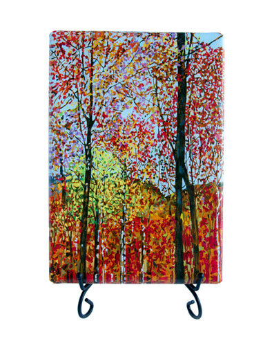 Fall Confetti Mini Giclee