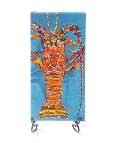 Kitchen Lobster Mini Giclee
