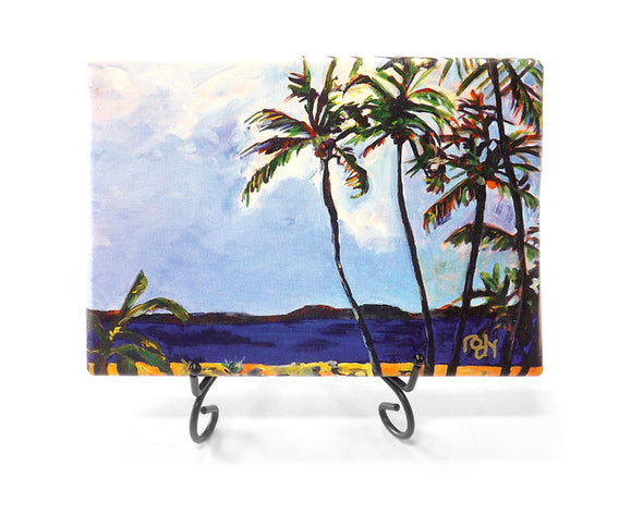 Tahiti Beach Mini Giclee