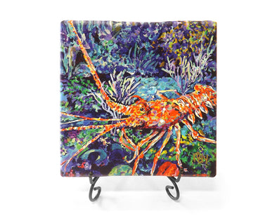 Red Lobster Mini Giclee