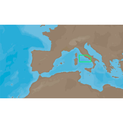 C-MAP NT+ EM-C952 - Civitavecchia Acciaroli - C-Card
