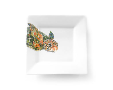 Teres Sea Turtle Salad Plate