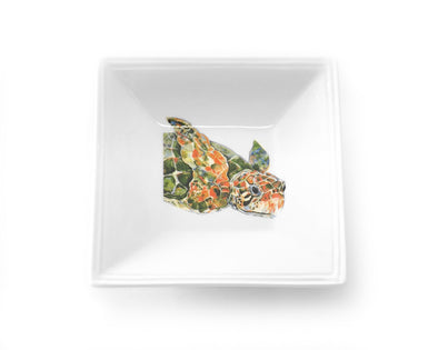 Teres Sea Turtle Tidbit Dish