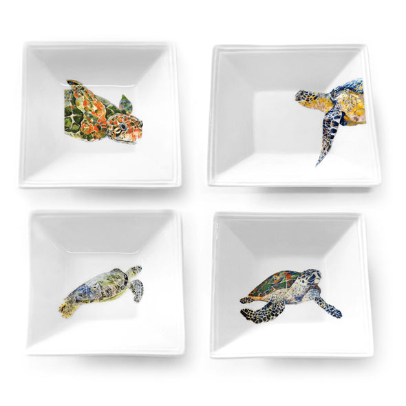 Her Majesty Tidbit Dish 4-Pack