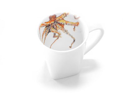 Out of the Blue Octopus Mug