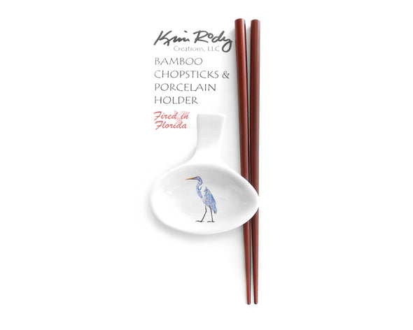 Cris Back Yard Chopstick Set