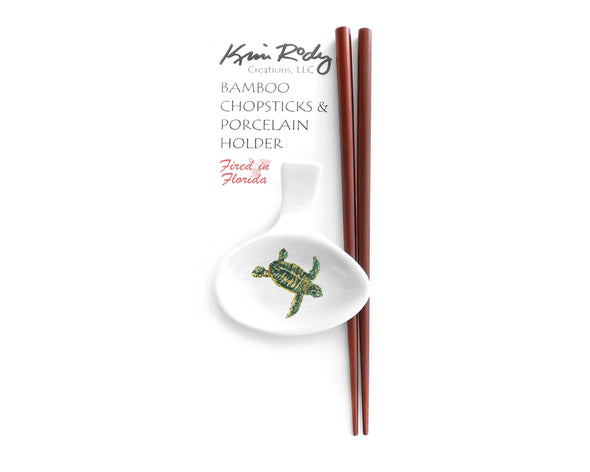 First Trip Chopstick Set