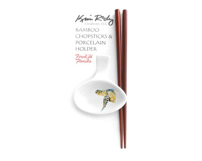 Her Majesty Chopstick Set