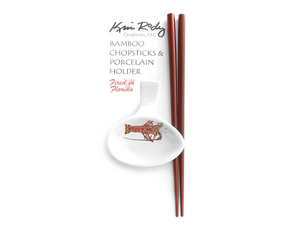 Kitchen Lobster Chopstick Set