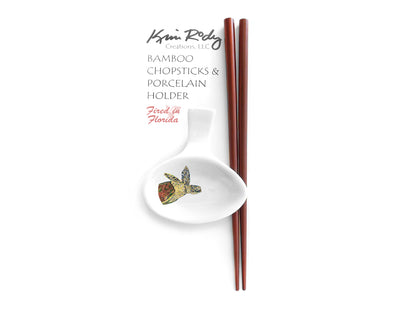 Reef Time Chopstick Set
