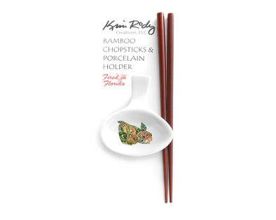 Teres Sea Turtle Chopstick Set