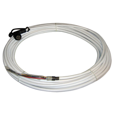 Raymarine 15M Light Radome Cable w/Right Angle Connector