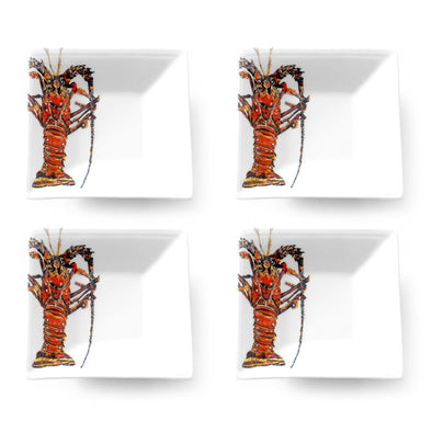 Kitchen Lobster Tidbit Dish 4-Pack