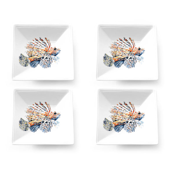 Lionfish from Atlantis Tidbit Dish 4-Pack