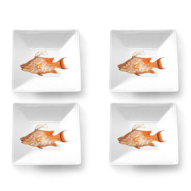 Hogfish Tidbit Dish 4-Pack