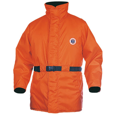 Mustang Classic Float Coat - LG - Orange