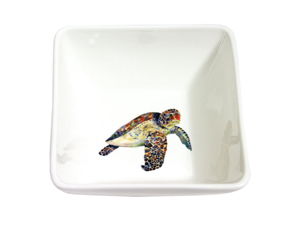 Undercover Sea Turtle Medium Bowl