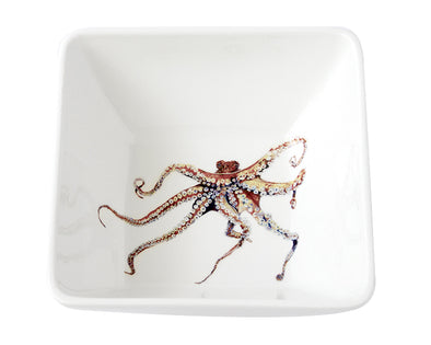 Out of the Blue Octopus Medium Bowl