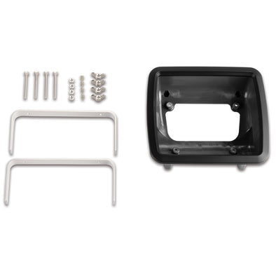 Garmin Flush Mount Kit f/GPSMAP® 4XX Series