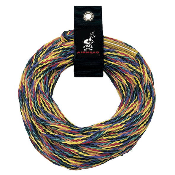 AIRHEAD 2 Rider Tube Tow Rope - 50'