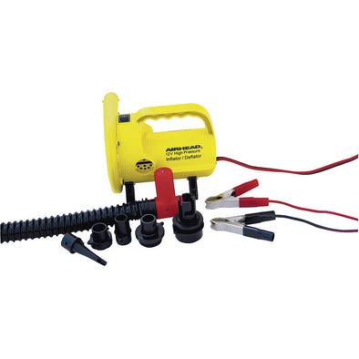 AIRHEAD 12V High Pressure Air Pump