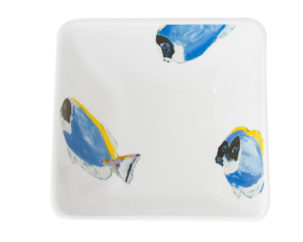 Powder Blue Tangent Medium Bowl