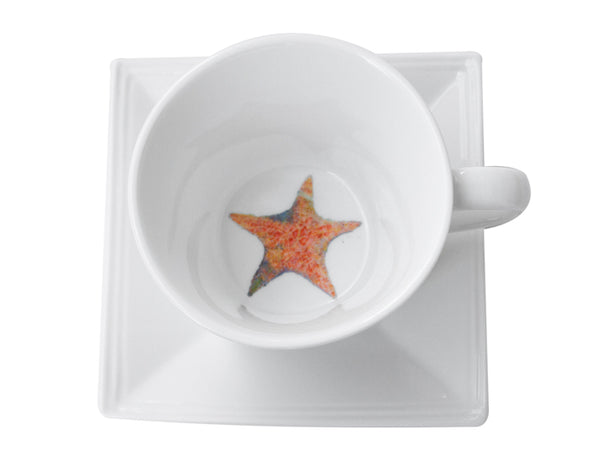 A Star is Born Tea Cup and Saucer