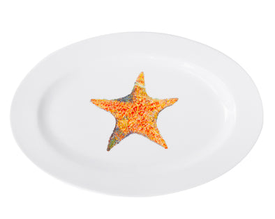 A Star is Born Oval Platter