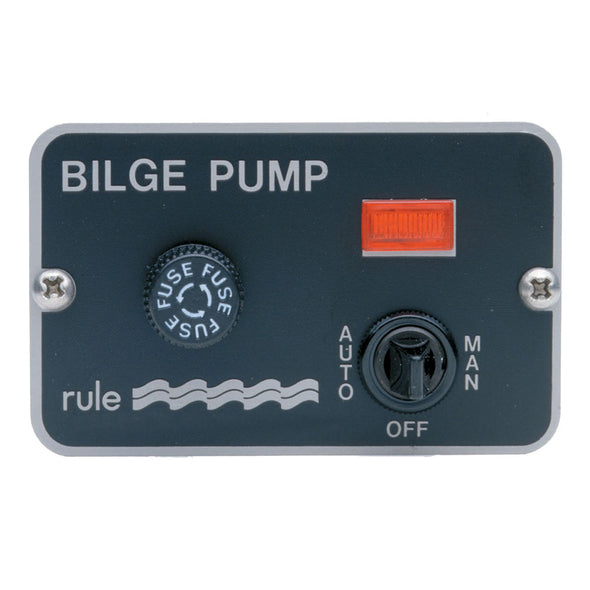 Rule Deluxe 3-Way Panel Lighted Switch