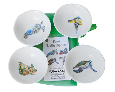 Her Majesty Set of Four Little Dippers