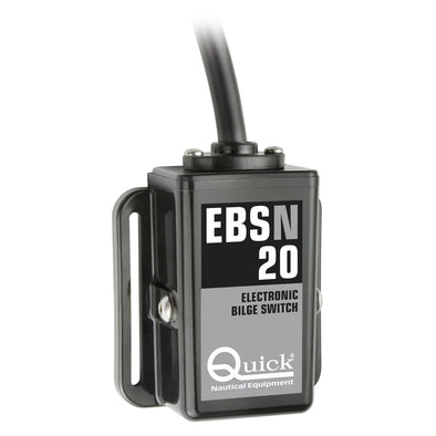 Quick EBSN 20 Electronic Switch f/Bilge Pump - 20 Amp