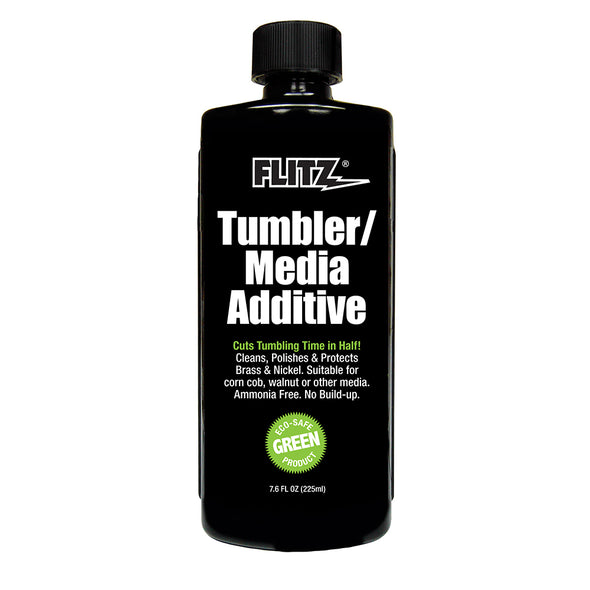 Flitz Tumbler/Media Additive - 7.6 oz. Bottle