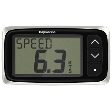 Raymarine i40 Speed Display System w/Thru-Hull Transducer