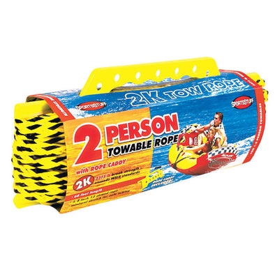SportsStuff Tow Rope - 1-2 Person - 60'